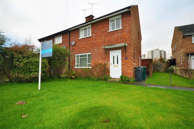 3 Bedrooms Semi Detached House for sale in Treborth Road, Blacon