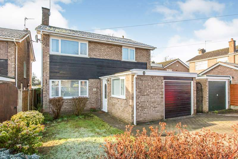 4 Bedrooms Detached House for sale in Newby Court, Congleton, Cheshire, CW12