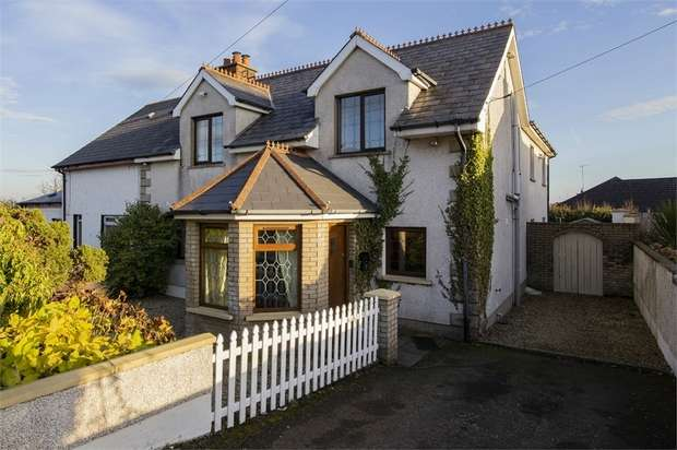 4 Bedrooms Semi Detached House for sale in Freehall Road, Castlerock, Coleraine, County Londonderry