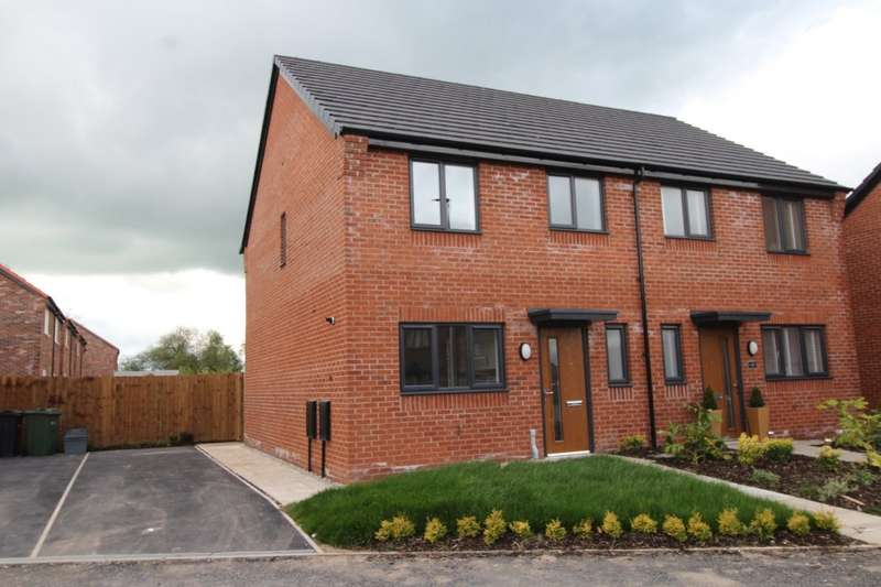 3 Bedrooms Semi Detached House for sale in The Kellington, Princess Drive, Liverpool, Merseyside, L14