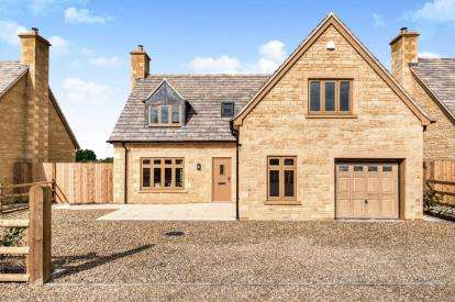 4 Bedrooms Detached House for sale in Plot 2, Stratford Road, Weston-Sub-Edge, Chipping Campden