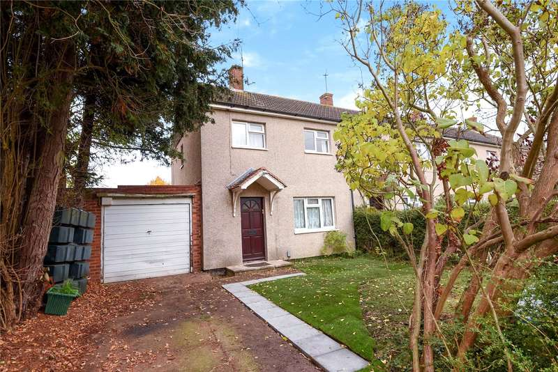 2 Bedrooms End Of Terrace House for sale in Ashampstead Road, Reading, Berkshire, RG30