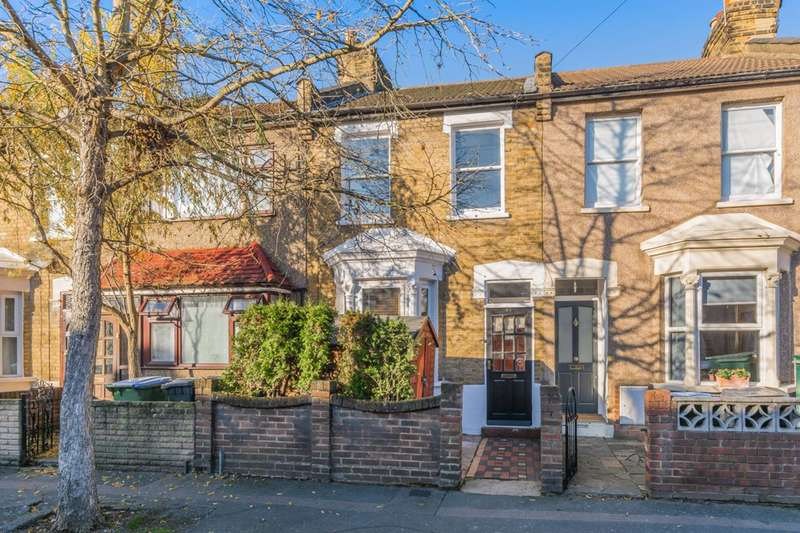 2 Bedrooms House for sale in Thorpe Road, Forest Gate, E7