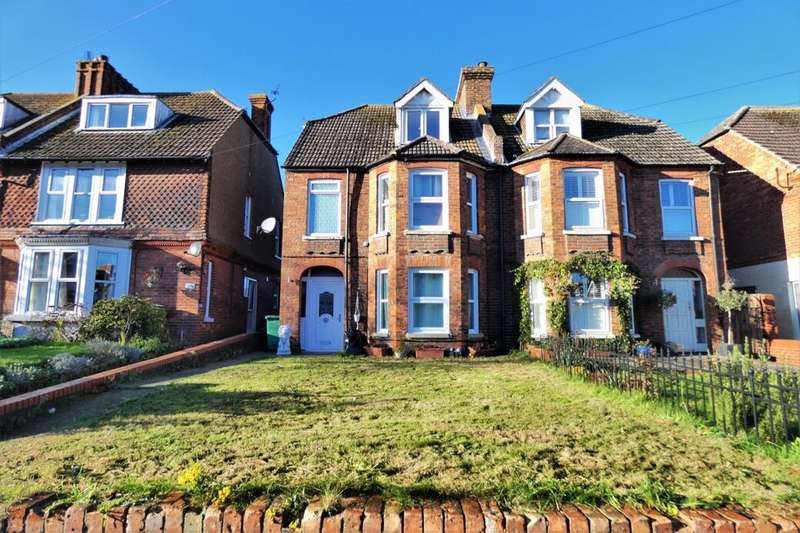 4 Bedrooms Semi Detached House for sale in Ashley Avenue, Folkestone, CT19