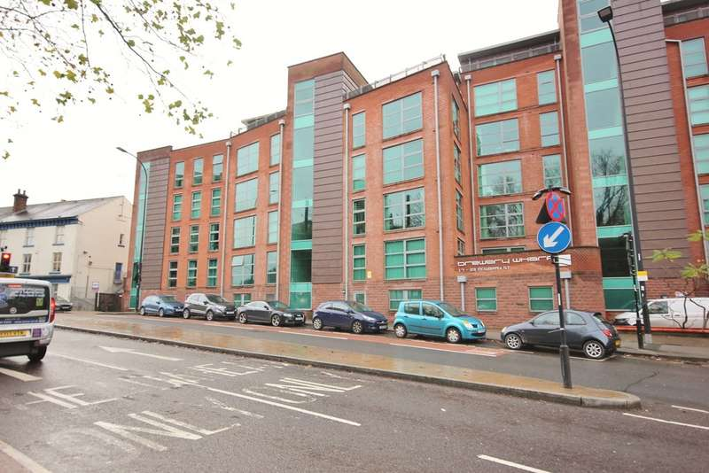 2 Bedrooms Apartment Flat for sale in Mowbray Street, Sheffield S3