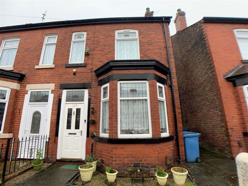 4 Bedrooms Semi Detached House for sale in Peel Green Road, Eccles, Manchester