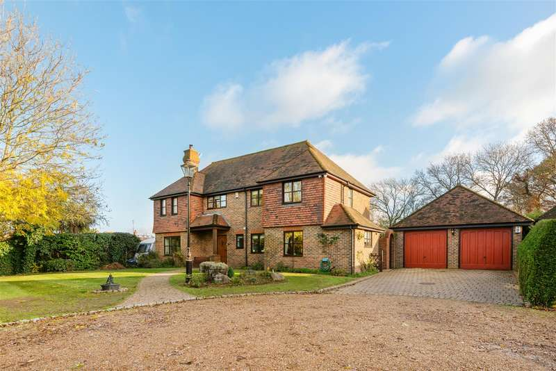 4 Bedrooms Detached House for sale in Ham Shades Lane, Whitstable