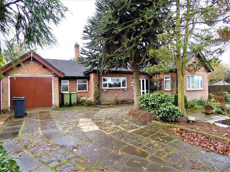 4 Bedrooms Bungalow for sale in Station Road, Northwich, Cheshire, CW8