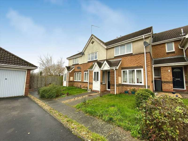 2 Bedrooms End Of Terrace House for sale in Hackwood Close, Andover