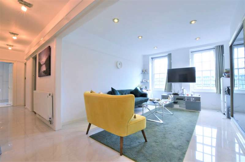 3 Bedrooms Flat for sale in Clarewood Court, Seymour Place, London, W1H