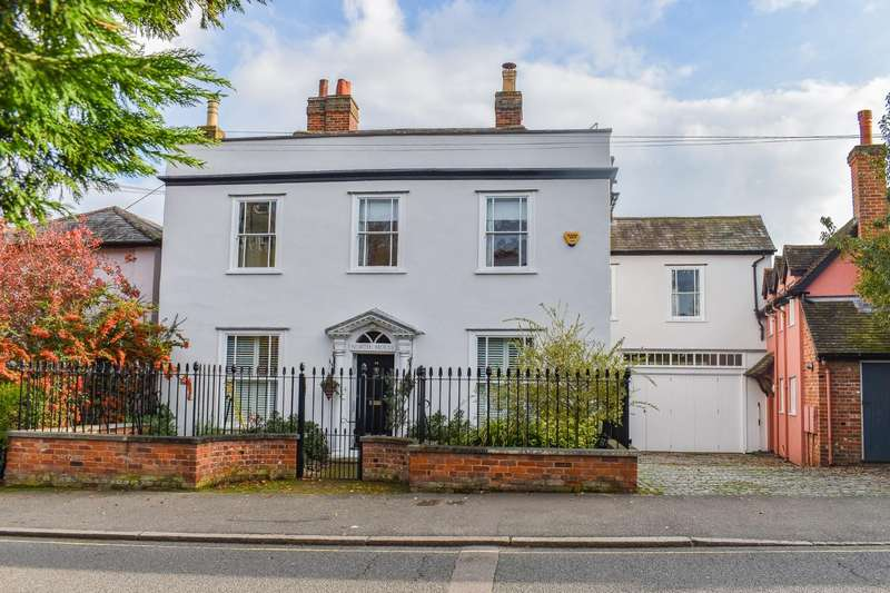 5 Bedrooms Detached House for sale in North Street, Dunmow