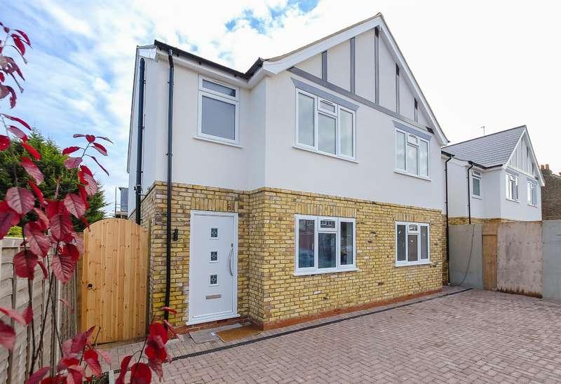 3 Bedrooms Semi Detached House for sale in Otterfield Road, West Drayton, Uxbridge, UB7 8PF