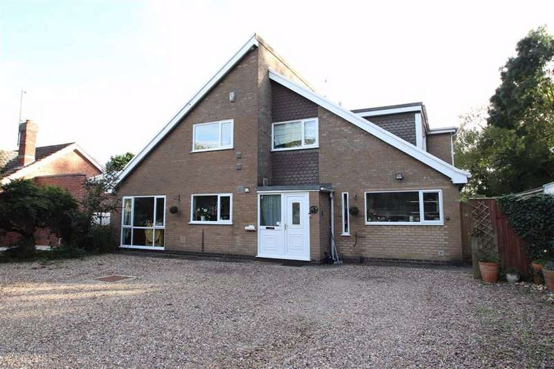 5 Bedrooms Detached House for sale in Middlegate Road, Frampton, Boston