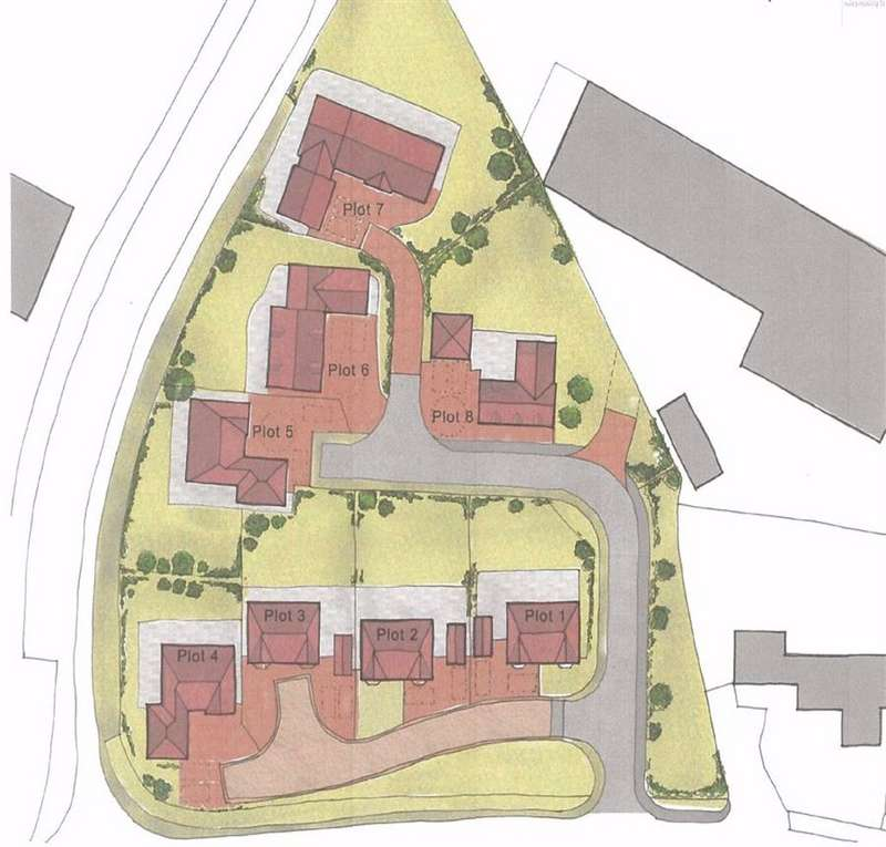 Land Commercial for sale in Donington Road, Kirton End, Boston