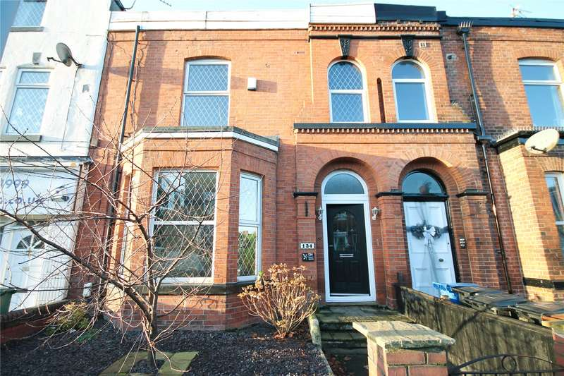 4 Bedrooms Terraced House for sale in Shaw Heath, Stockport, Greater Manchester, SK2