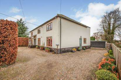 5 Bedrooms Equestrian Facility Character Property for sale in Shropham, Norfolk