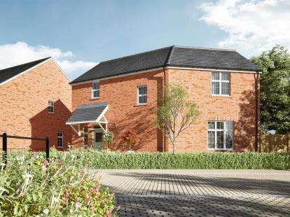 3 Bedrooms Detached House for sale in Broadmeadow Park, Abby Road, Sandbach