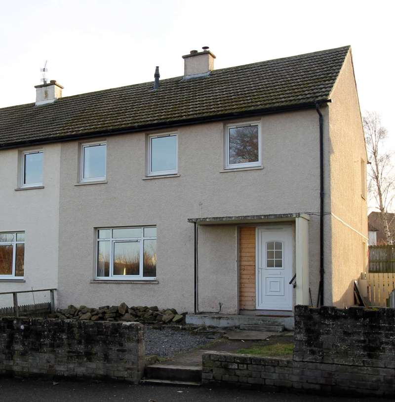 4 Bedrooms Semi Detached House for sale in George Street, Nairn