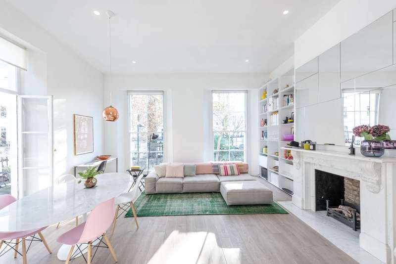 1 Bedroom Flat for sale in Westbourne Gardens, Notting Hill, W2