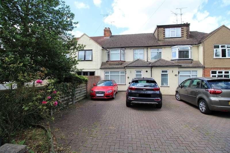3 Bedrooms Terraced House for sale in Green Lanes, Hatfield, AL10