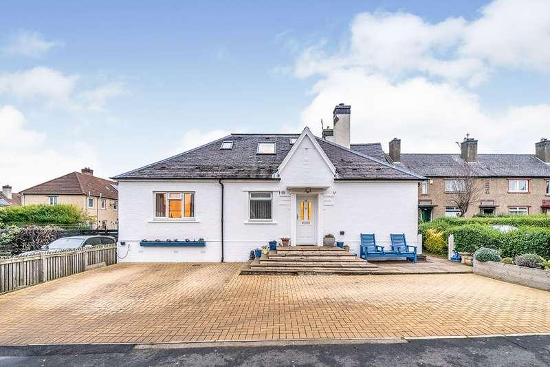 5 Bedrooms Detached Bungalow for sale in Coalgate Road, Tranent, East Lothian, EH33