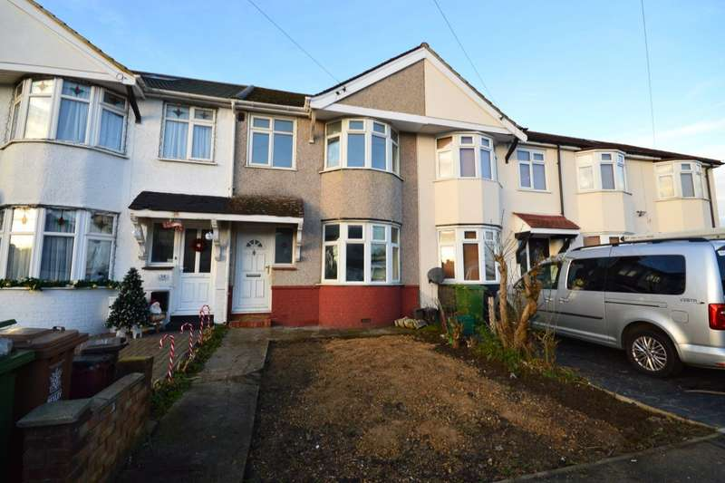 3 Bedrooms House for sale in Eastcote Road, Welling, Kent, DA16