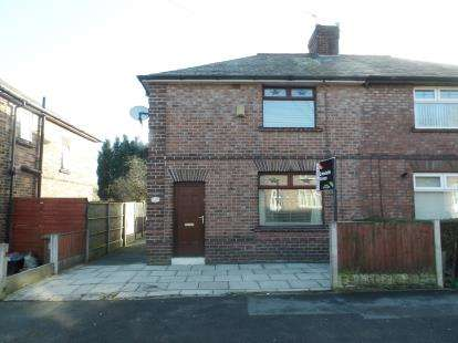 3 Bedrooms Semi Detached House for sale in Borough Road, St. Helens, Merseyside, WA10