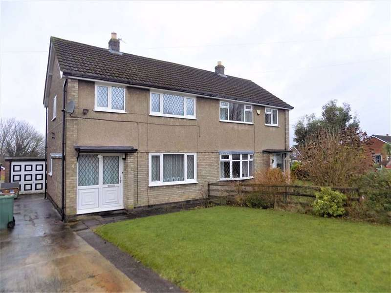 3 Bedrooms Semi Detached House for sale in Dellside, Bredbury, Stockport