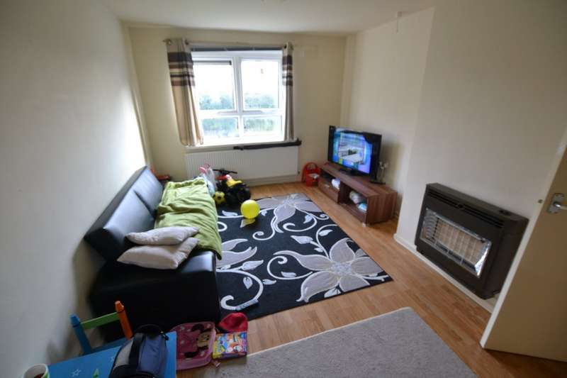 1 Bedroom Flat for rent in Paterson Close, Anstey Heights, Leicester LE4