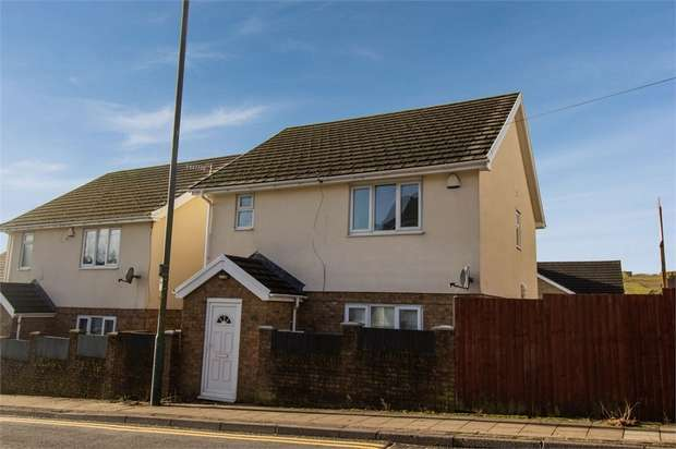 3 Bedrooms Detached House for sale in Upper High Street, Rhymney, Tredegar, Caerphilly