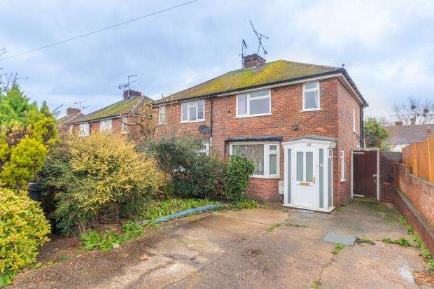 2 Bedrooms Semi Detached House for sale in Sheepcote Road, Windsor, Berkshire