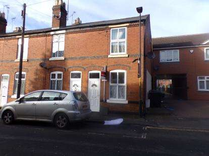 3 Bedrooms Terraced House for sale in Hart Street, Walsall, West Midlands