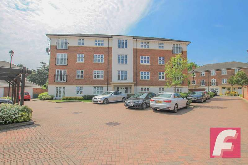 2 Bedrooms Flat for sale in Heaton Court, Nascot Wood, Watford