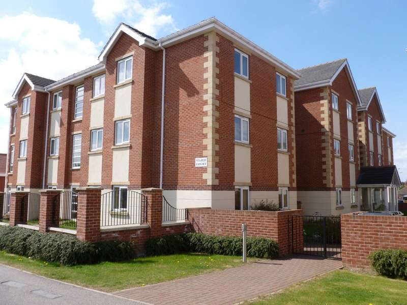 2 Bedrooms Apartment Flat for rent in Venables Court, Lincoln LN2