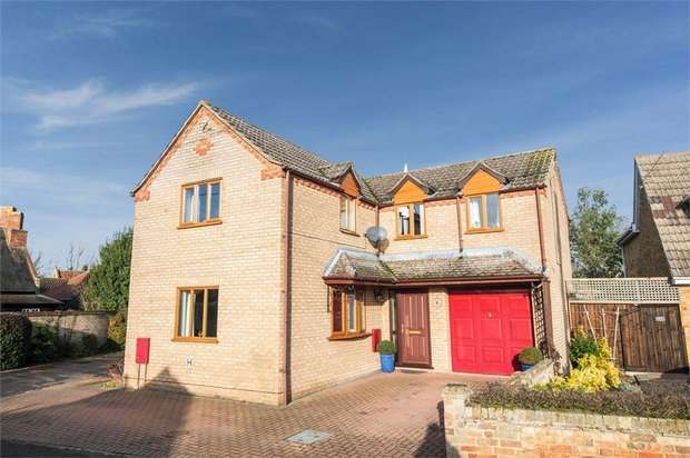 3 Bedrooms Detached House for sale in Wood End, Bluntisham, Huntingdon, Cambridgeshire