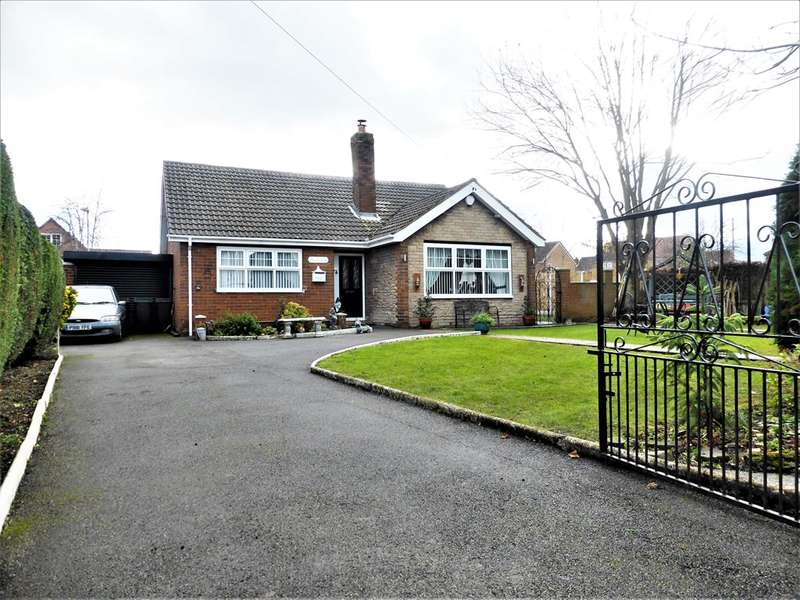 3 Bedrooms Bungalow for sale in Shephard Lane, Thurnscoe, Rotherham, S63 0JS