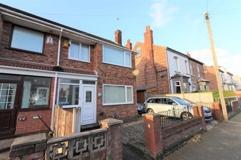 3 Bedrooms Semi Detached House for sale in The Grove, Wallasey, CH44 4BQ