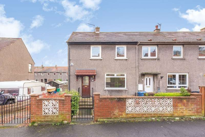 2 Bedrooms End Of Terrace House for sale in Kilmundy Drive, Burntisland, Fife, KY3