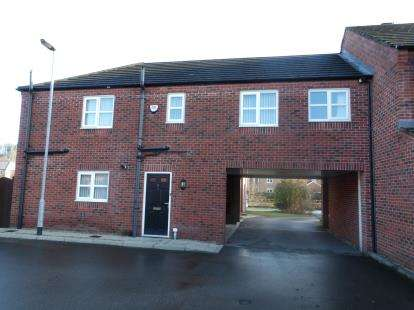1 Bedroom Flat for sale in Darlington Close, Chorley, Lancashire