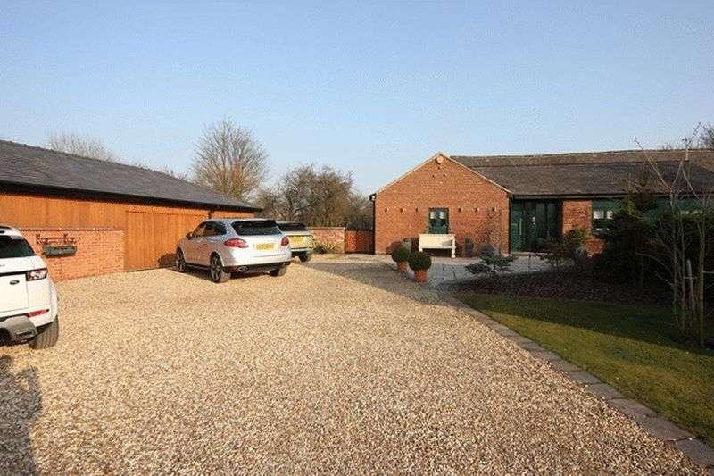 3 Bedrooms Property for sale in Ox Lane, Tarbock Green, Prescot, L35