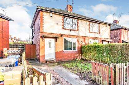 2 Bedrooms Semi Detached House for sale in Broadbent Avenue, Ashton Under Lyne, Tameside, Greater Manchester