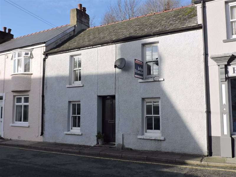 3 Bedrooms Cottage House for sale in Main Street, Goodwick