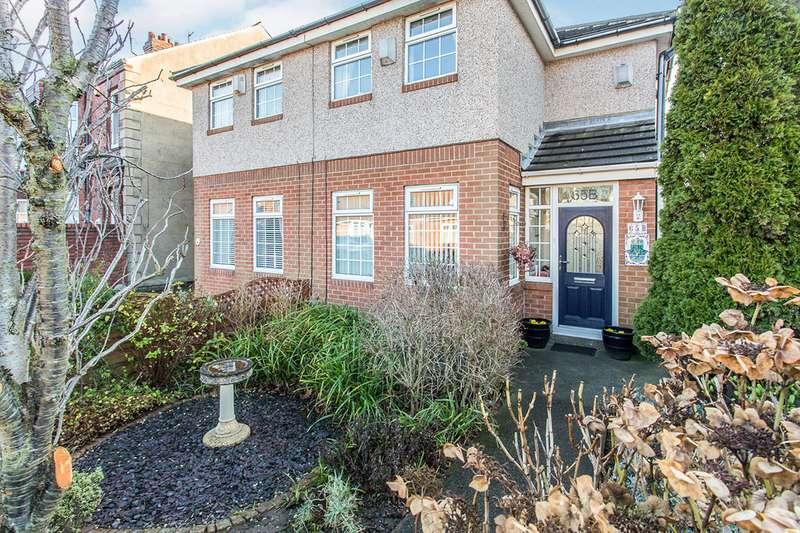 3 Bedrooms Semi Detached House for sale in Wood Terrace, Jarrow, Tyne and Wear, NE32