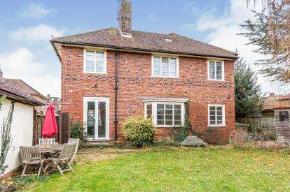 3 Bedrooms Link Detached House for sale in Bassett, Southampton, Hampshire