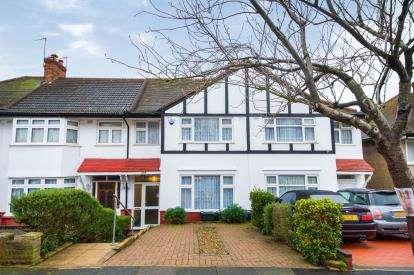 3 Bedrooms Terraced House for sale in Ferney Road, East Barnet, Barnet, .