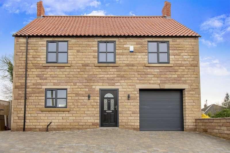 4 Bedrooms Detached House for sale in Kiveton Lane, Todwick