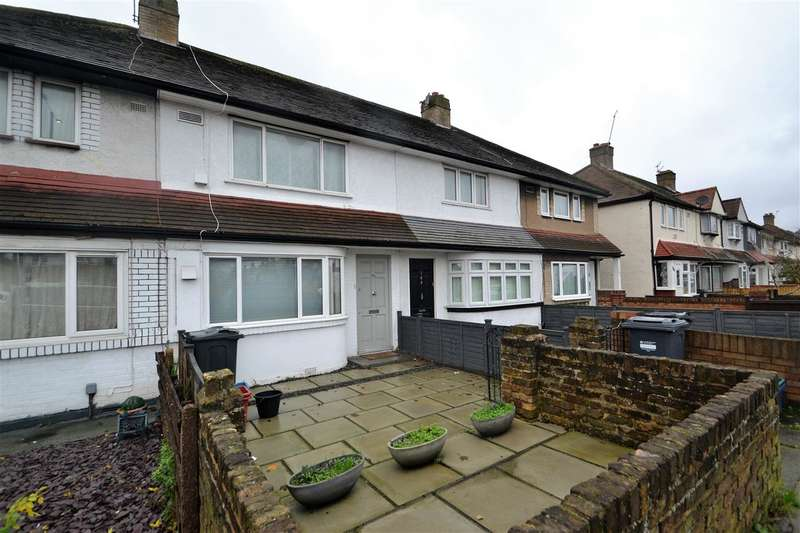 2 Bedrooms Terraced House for sale in Hampton Road West, Hanworth