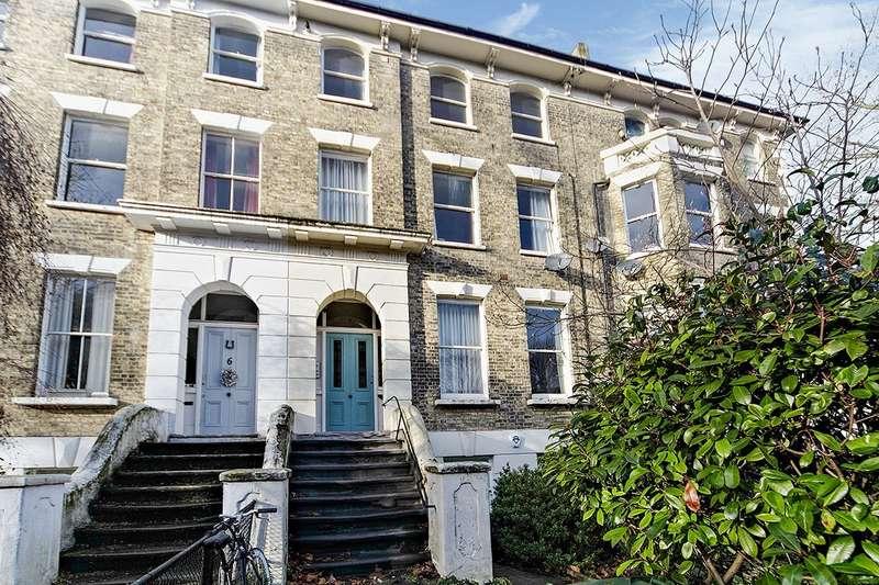 2 Bedrooms Apartment Flat for sale in Breakspears Road, London, SE4