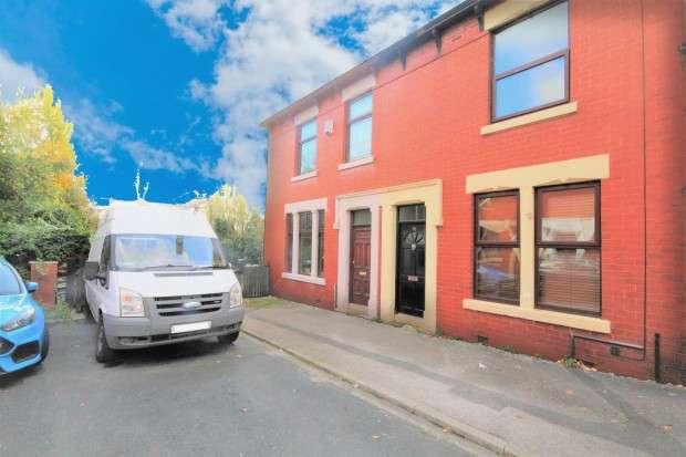 5 Bedrooms Terraced House for sale in Fenton Road, Preston, PR2
