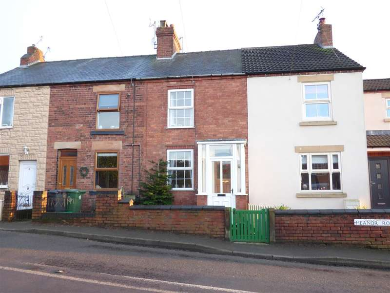 2 Bedrooms Cottage House for sale in Heanor Road,, Denby Village